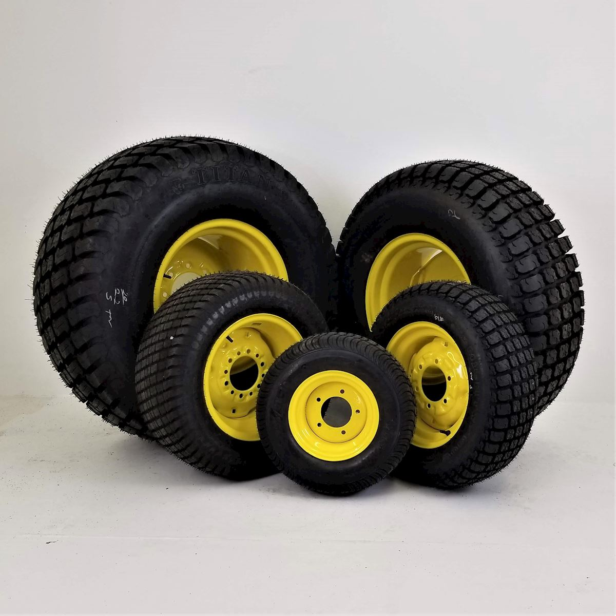 Tire - Wheel Packages