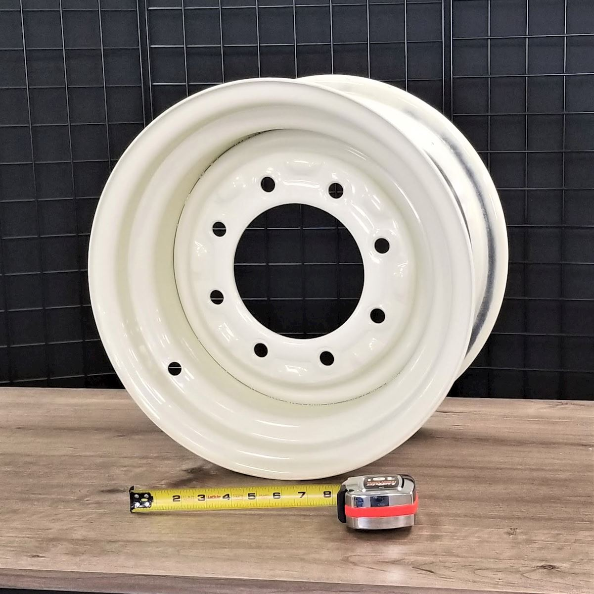 How to Measure a Wheel