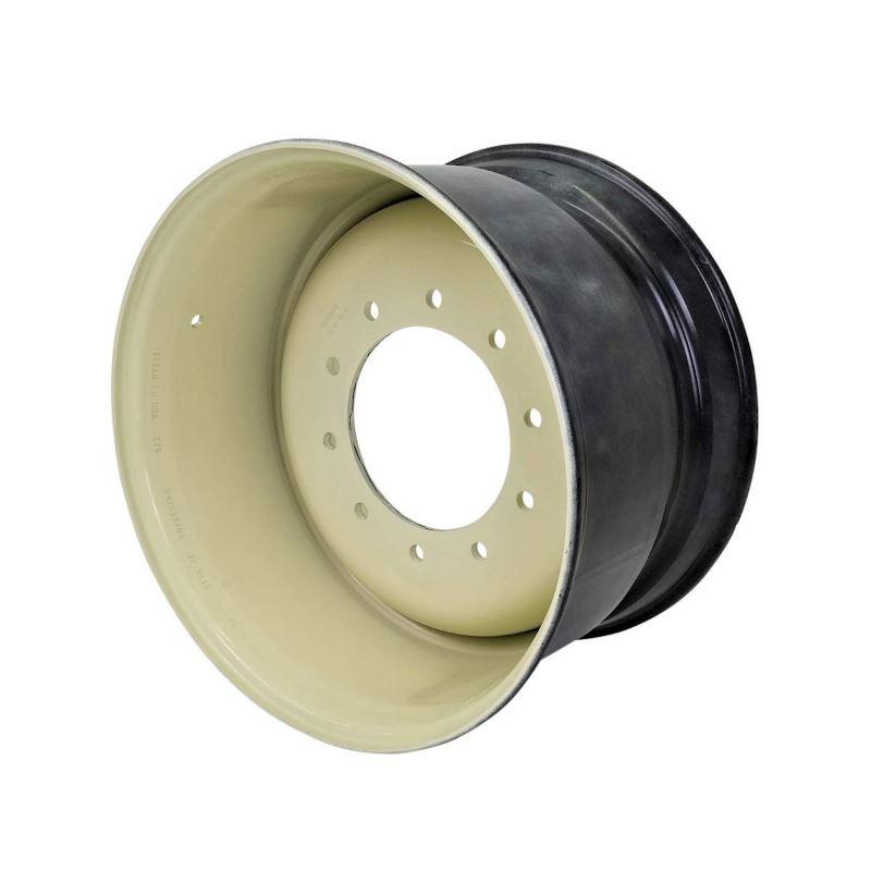 "- 13"" X 22.5"" 10 Hole Implement Wheel 7-3/8"" Backside"
