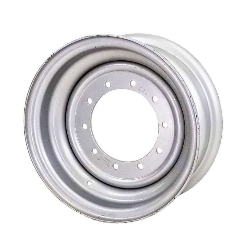 silver 3.50 x 10 Rim