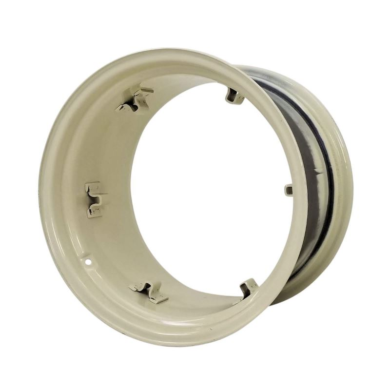 15x24 6 clamp Rim - Off White